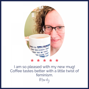 Here's to Strong Women Mug Review