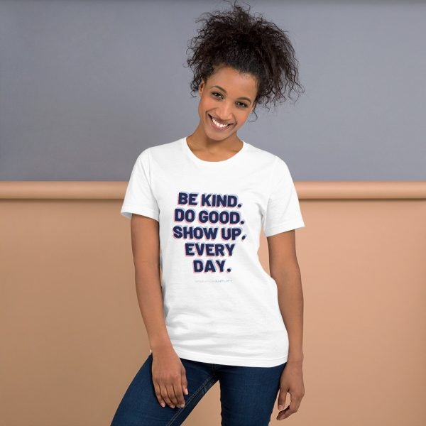 Operation Amplify Be Kind Tee