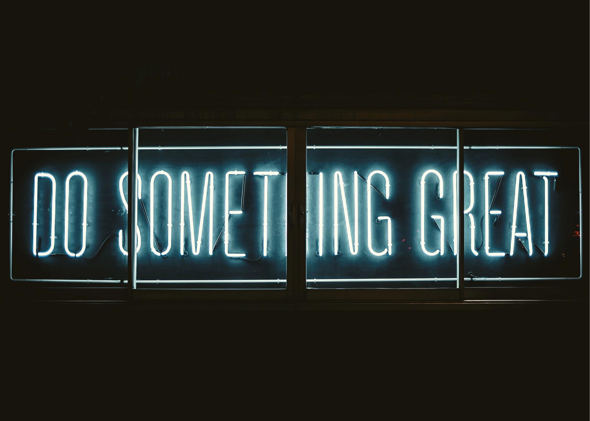 Do Something Great | Operation Amplify