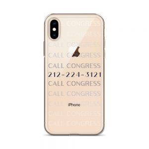 Call Congress iPhone Case
