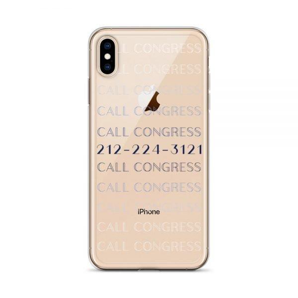 Call Congress iPhone Case