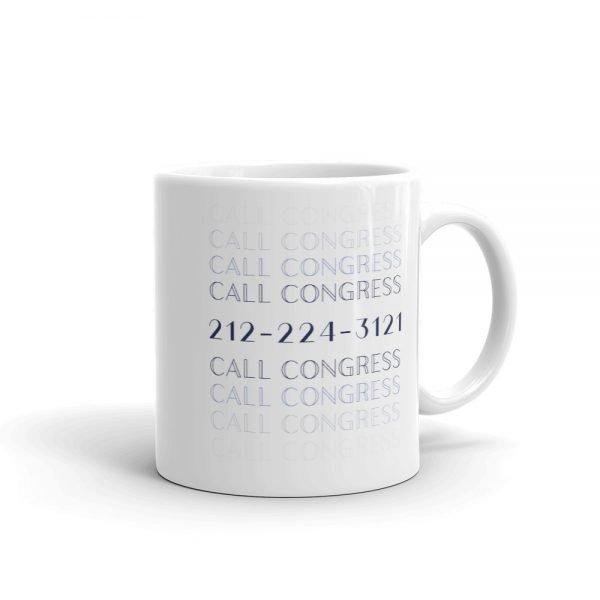 Call Congress Mug