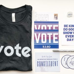 Operation Amplify Save Our Democracy Kit