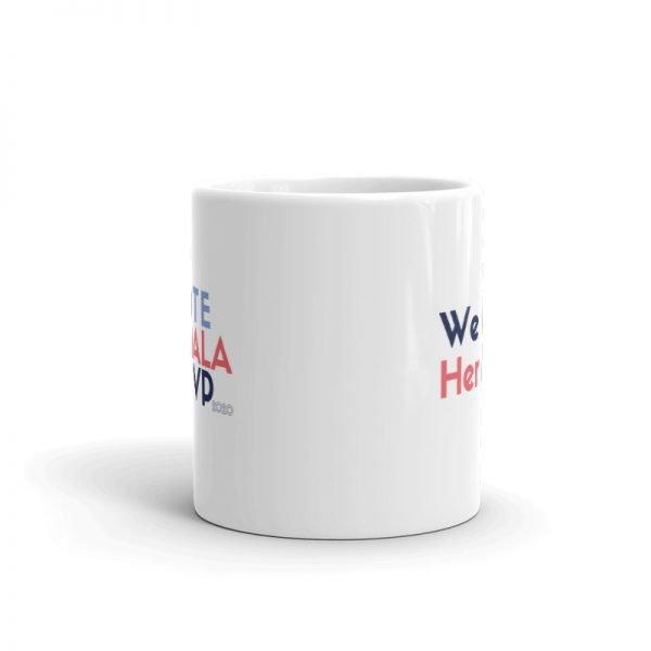 Vote Kamala VP mug side view