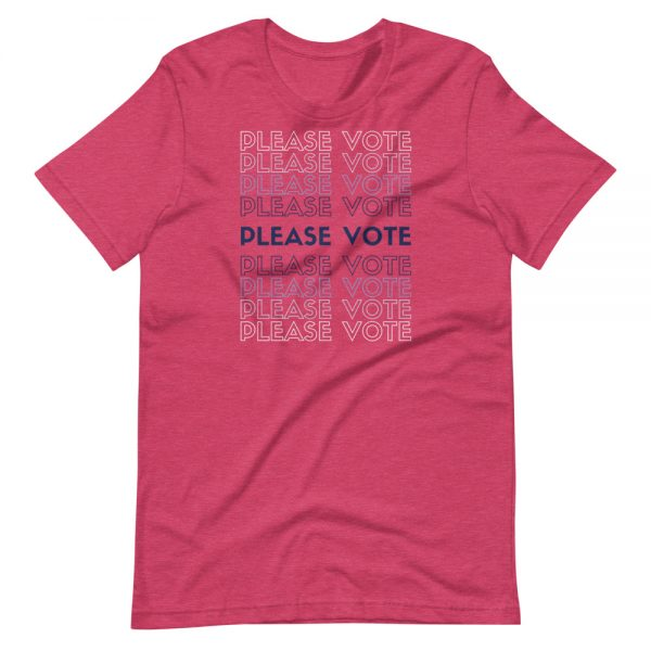 Please Vote Tee Shirt