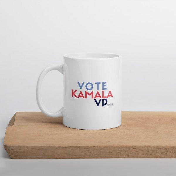Vote Kamala VP mug