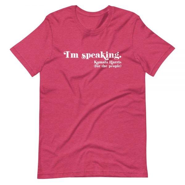 "I""m Speaking Kamala Harris Tee Shirt"