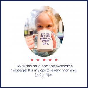 Be Kind Every Day Mug OA Customer Reviews