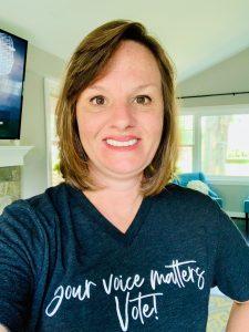 Your Voice Matters Vote Jill