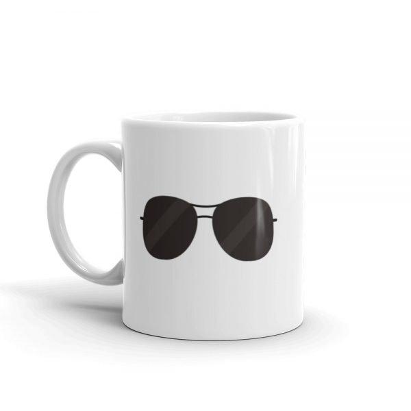 Joe Biden Aviators Mug
