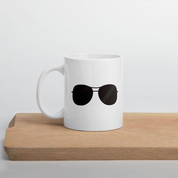Aviators Joe Biden 46 Mug