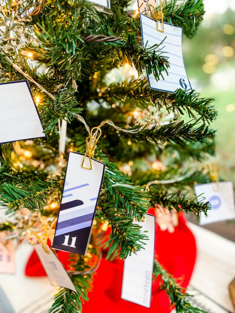 Diy Inauguration Advent Calendars Operation Amplify