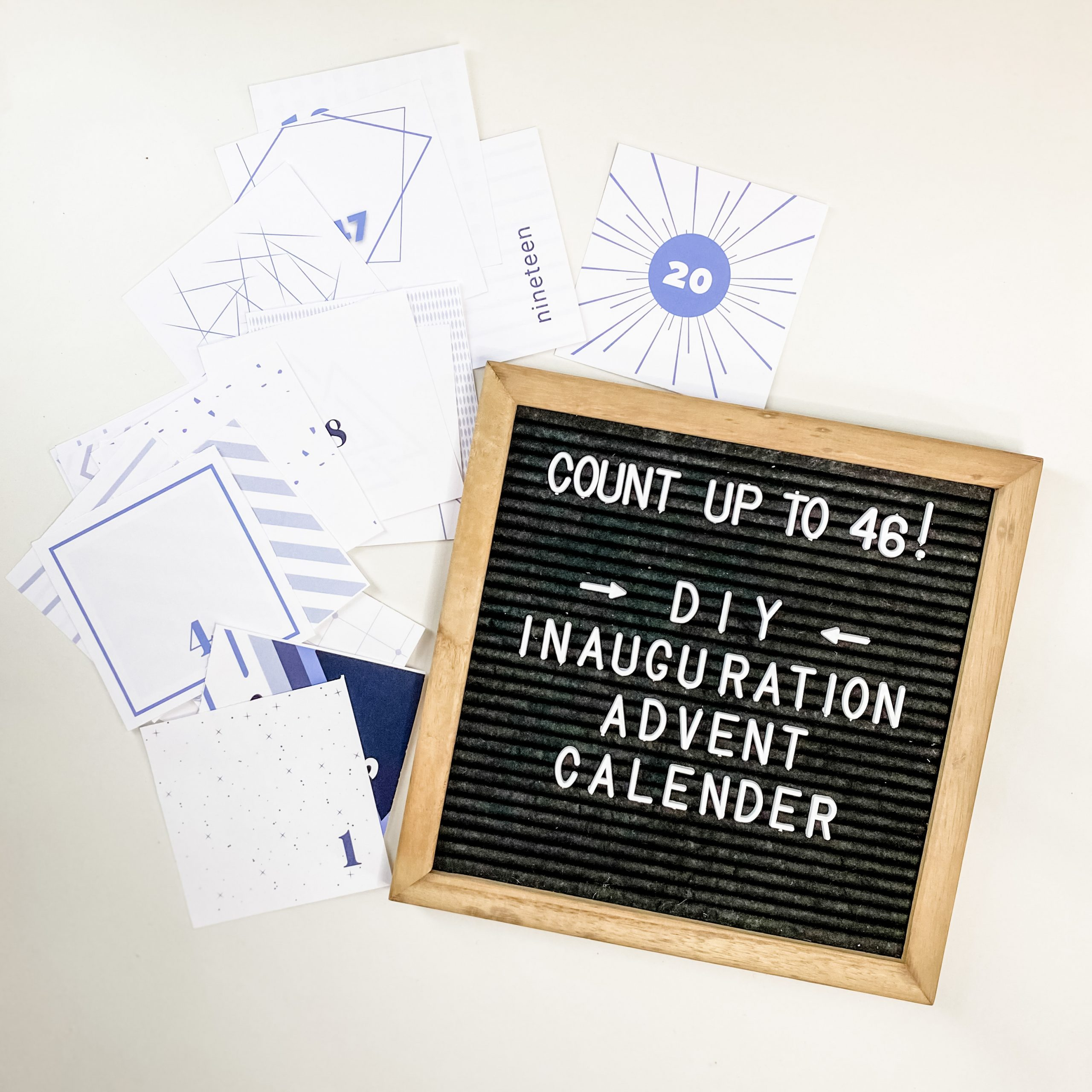 Count-Up-to-46-BidenHarris-DIY-Inauguration-Calendar