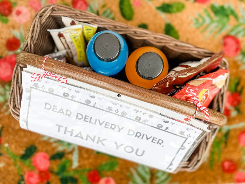 Delivery-Driver-USPS-FedEx-UPS-Thank-you