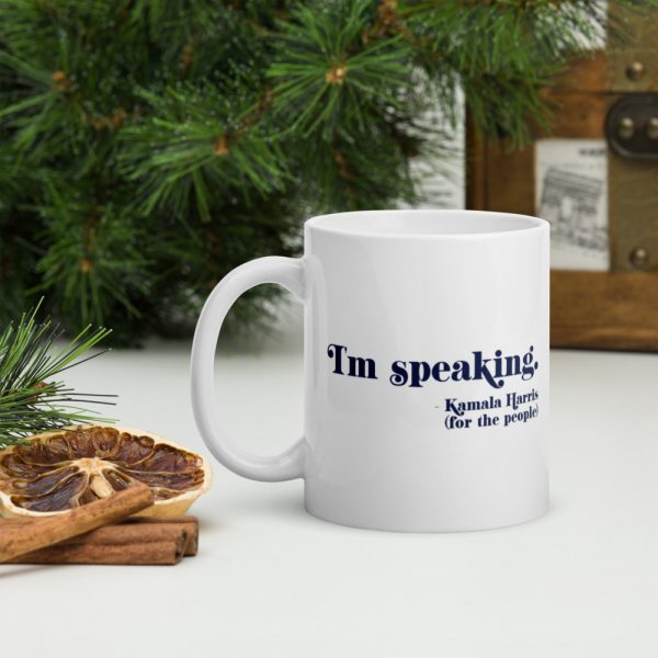 I'm Speaking Kamala Harris Mug