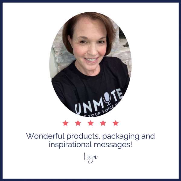 Unmute Operation Amplify Customer Review