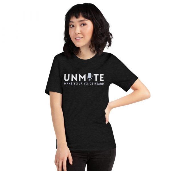 Unmute Make Your Voice Heard Tee