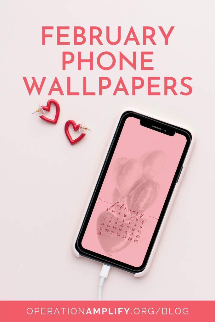 February 2021 Smart phone iPhone wallpapers