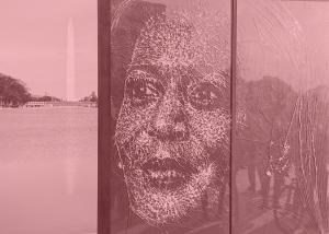 Vice President Kamala Harris Glass Ceiling Breaker Exhibit