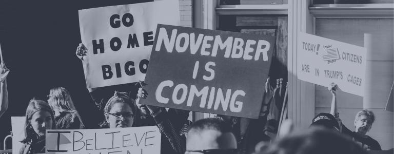 8 ways to defeat Donald Trump OA Blog Post